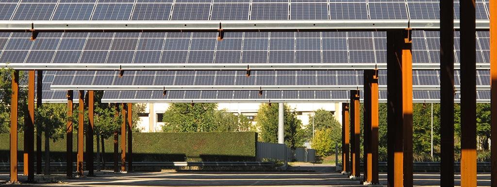 Park Stadio Euganeo (PD): 3 MWp fotovoltaico su pensiline